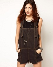 Somedays Lovin Viper Room Denim Dungarees