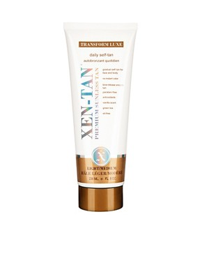 Image 1 ofXen-Tan Premium Sunless Tan Transform LUXE Daily Self Tan 236ml