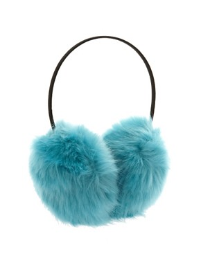 Image 2 of ASOS Faux Fur Earmuffs