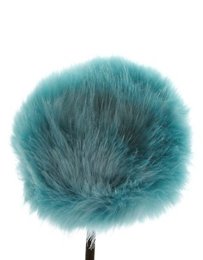 Image 3 of ASOS Faux Fur Earmuffs