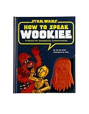 How to Speak Wookie - Libro