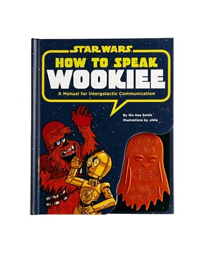 Image 1 of How to Speak Wookie Book