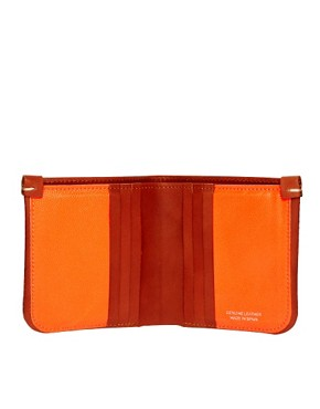 Image 4 ofPaul Smith Jeans Leather Billfold Wallet
