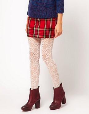 Image 1 ofGipsy Fan Net Tights