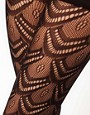 Image 3 ofGipsy Fan Net Tights
