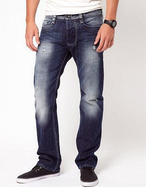 Image 1 ofDiesel Jeans Straight Timmen