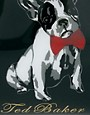 Image 3 ofTed Baker French Bulldog Print Large Washbag