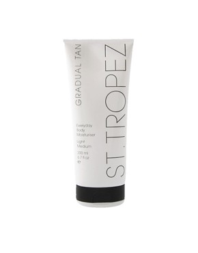 Image 1 ofSt. Tropez Everyday Gradual Tan Body Lotion - Light/Medium 200ml