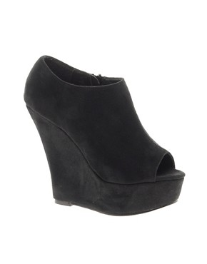 Image 1 ofASOS TOUCAN Wedge Shoe boots