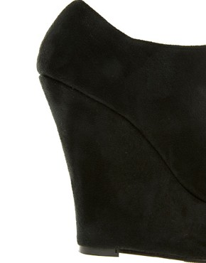 Image 2 ofASOS TOUCAN Wedge Shoe boots
