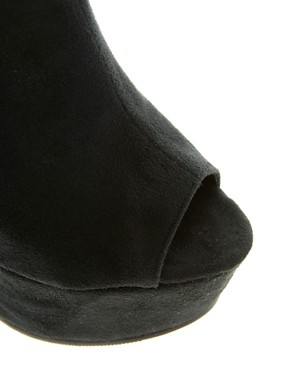 Image 4 ofASOS TOUCAN Wedge Shoe boots