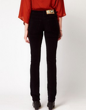 Image 2 ofCheap Monday Cord Skinny Jeans