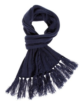 Image 1 ofPenfield Cable Scarf