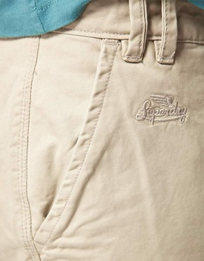Image 3 ofSuperdry New Professional Chino Shorts