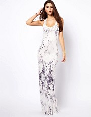 Only Tie Dye Maxi Dress