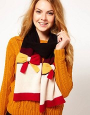 Alice Hannah Colourblock Scarf