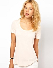 Mango Miranda Scoop Slouch Tee