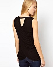 Rag &amp; Bone/Jean Cross Back Top