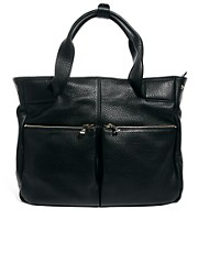 Whistles Bleecker Leather Backpack