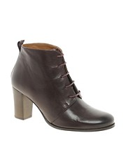 Sessun Ellroy Heeled Lace Up Boots