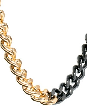 Image 4 of ASOS Curb Chain Necklace
