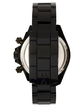Bild 2 von Toy Watch  Unisex M008bk  Schwarze Uhr mit Kunststoffarmband