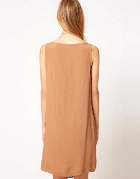 Image 2 ofGanni Charleston Sleeveless Dress