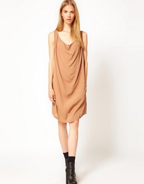 Image 4 ofGanni Charleston Sleeveless Dress