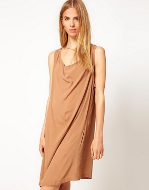 Image 1 ofGanni Charleston Sleeveless Dress
