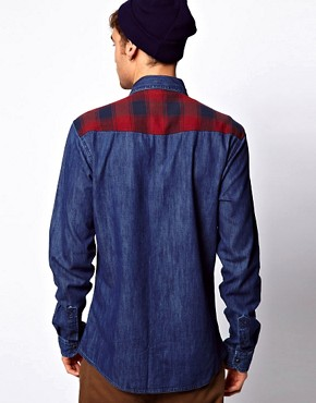 Image 2 ofJack &amp; Jones Denim Shirt