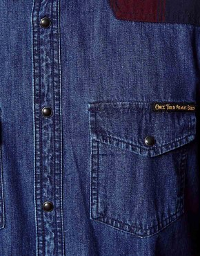 Image 3 ofJack &amp; Jones Denim Shirt