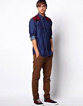 Image 4 ofJack &amp; Jones Denim Shirt