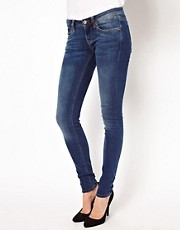 Vaqueros pitillo Natalie de Hilfiger Denim