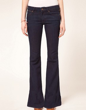 Image 1 ofWrangler Flared Jeans