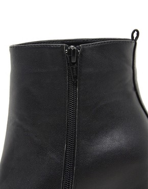 Image 2 ofASOS ATHLETE Wedge Ankle Boots