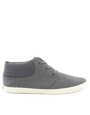 Image 4 ofGola Sierra Mid Top Plimsolls