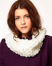 French Connection Bobble Bubble Snood