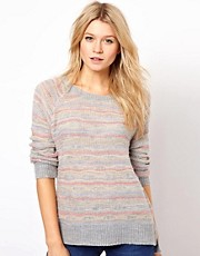 Oasis Textured Weave Jumper