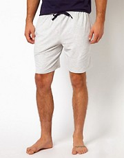 Boss Black Jersey Lounge Short