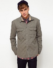 Jack &amp; Jones Quilted Overshirt