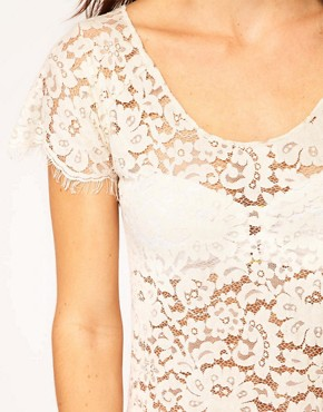 Image 3 ofZinke Lace Cover Up