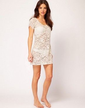 Image 4 ofZinke Lace Cover Up