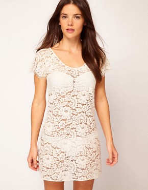 Image 1 ofZinke Lace Cover Up