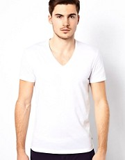 Paul Smith V Neck T-Shirt