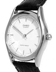 Casio Watch MTP-1154E-7AEF Leather Strap