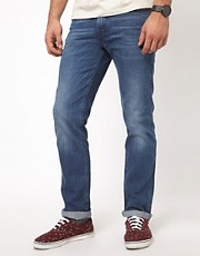 Levis Line 8 Jeans 511 Slim Fit Marcuse Wash