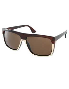Image 1 ofA J Morgan Wayfarer Sunglasses