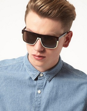 Image 3 ofA J Morgan Wayfarer Sunglasses
