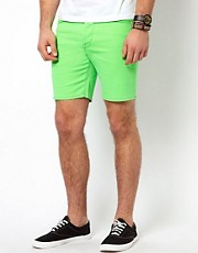 ASOS Shorts In Fluro