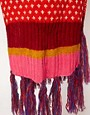 Image 3 ofASOS Mix Pattern Block Long Scarf